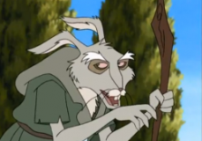 Старый кролик